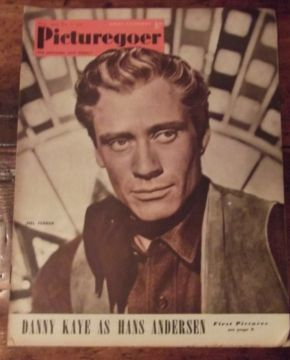 Picturegoer May 10th 1952 Issue, Mel Ferrer, Danny Kaye, Arlene Dahl, Dietrich.